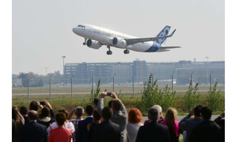 Airbus is aiming high with its A320neo jets despite engine delivery delays