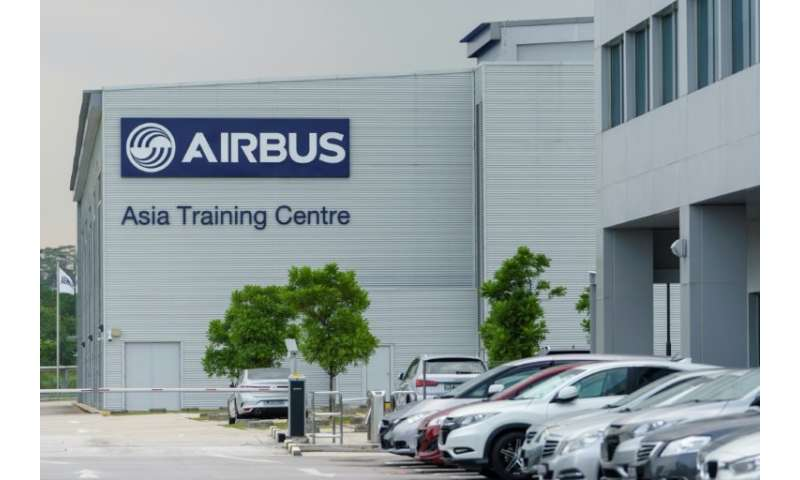 Airbus' Martinez said the Asia-Pacific is expected to account for 40 percent of the services market over the next two decades, w