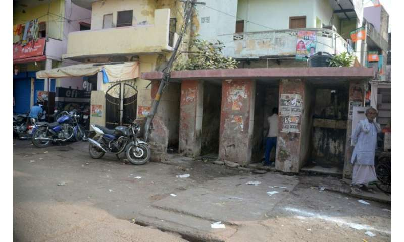 A lack of sanitation remains a big problem in India, and doctors warn unclean toilets are a health risk for women