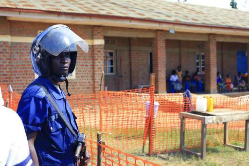Alarm as Red Cross workers attacked in Congo Ebola efforts