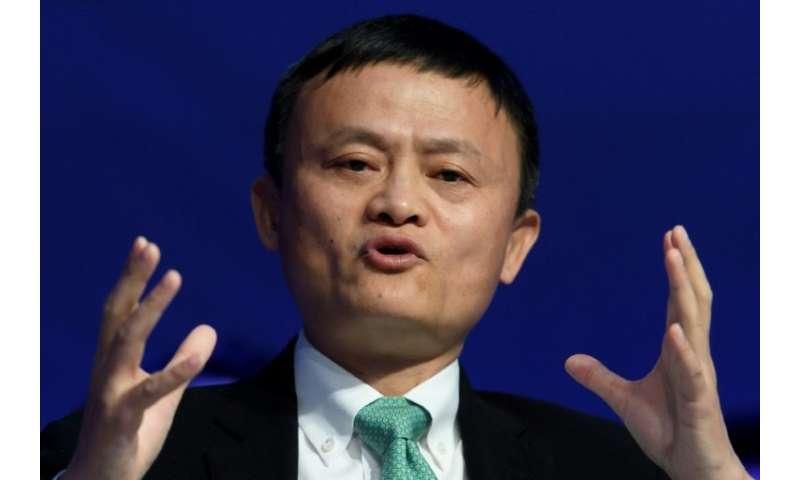 Alibaba, which has made billionaire founder Jack Ma one of China's richest men and a global e-commerce icon, has been on a roll,