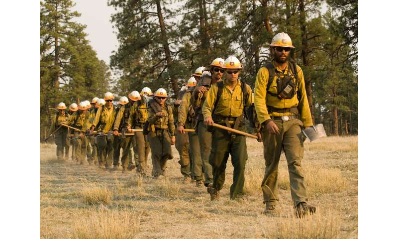 All wildfires are not alike, but the US is fighting them that way