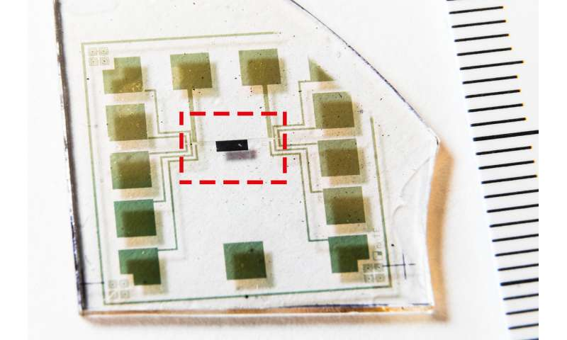 A major step forward in organic electronics