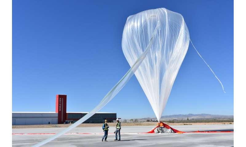 A Match Made on a High-Altitude Balloon