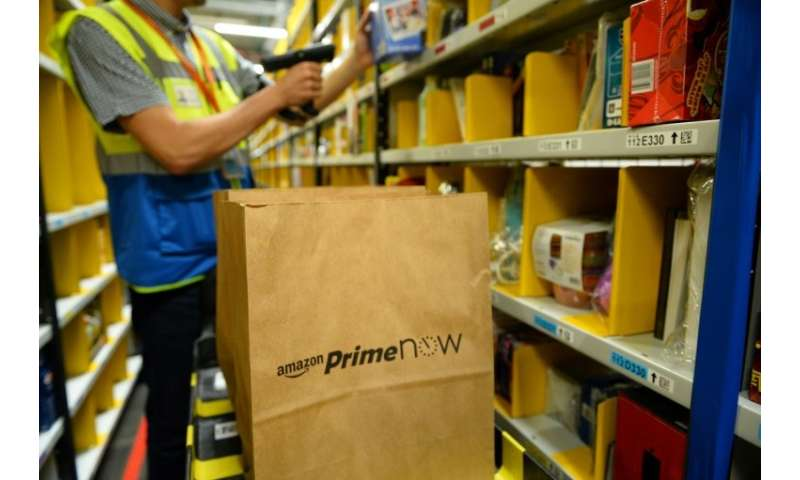 Amazon began two decades ago as an online bookseller but has mushroomed into one of the world's largest companies whose assets a