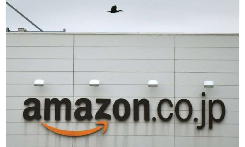 Amazon Japan says it is 'fully cooperating' with authorities