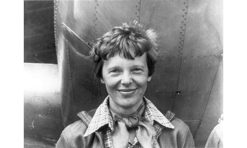 'Bones from Pacific island likely those of Amelia Earhart'