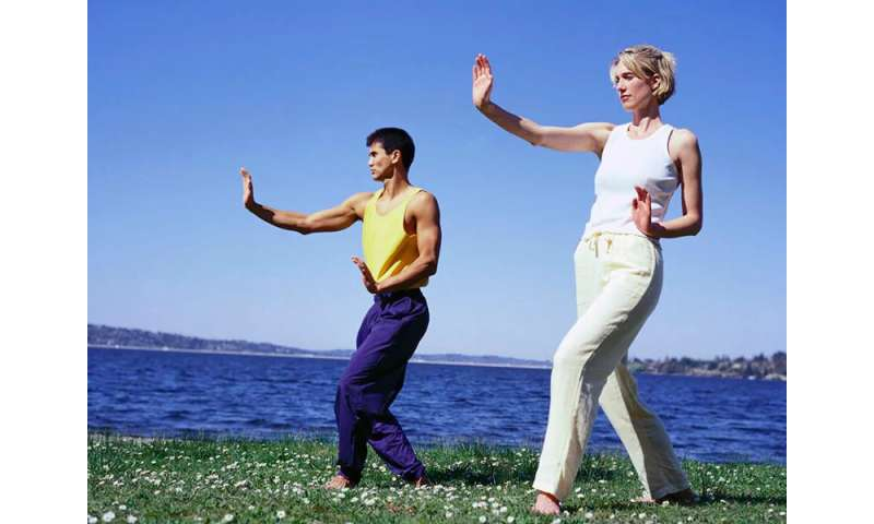 Tai chi: an ancient art may work best to prevent falls in old age