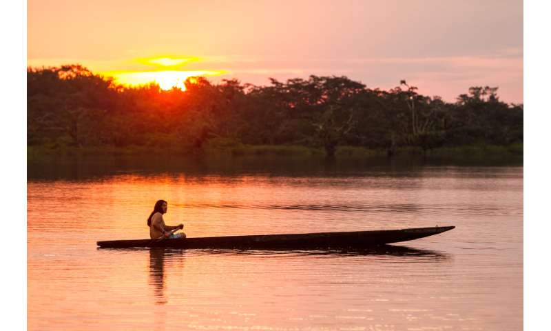 Ancient Amazonians lived sustainably – and this matters for conservation today