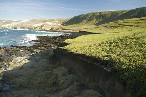 Ancient Native American remains reburied on California isle