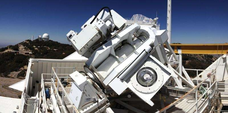 A new telescope expands Big Bear Solar Observatory's view of the Sun