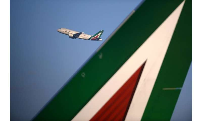 "An Italian minister called Lufthansa's bid for Alitalia the ""most promising"" of the three on the table"