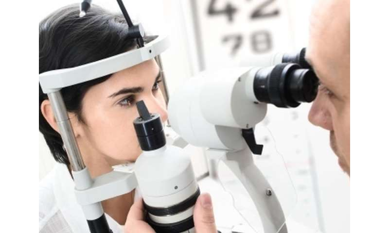 Annual eye exam is vital if you have diabetes