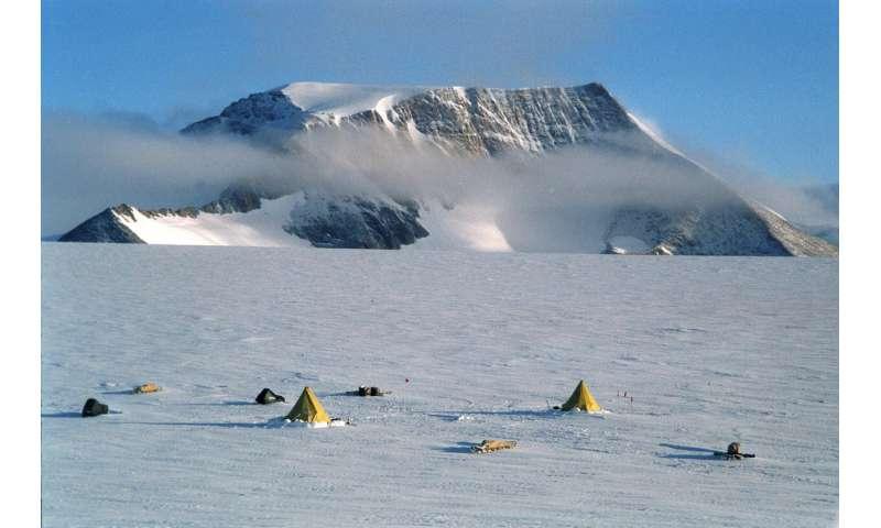 Antarctica's hidden landscape shaped by rivers in warmer era