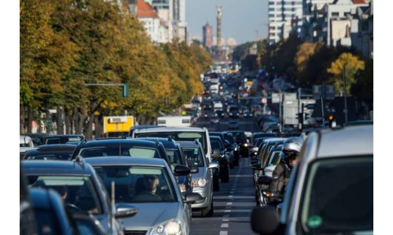 A number of German cities have been slapped with orders to cut emissions