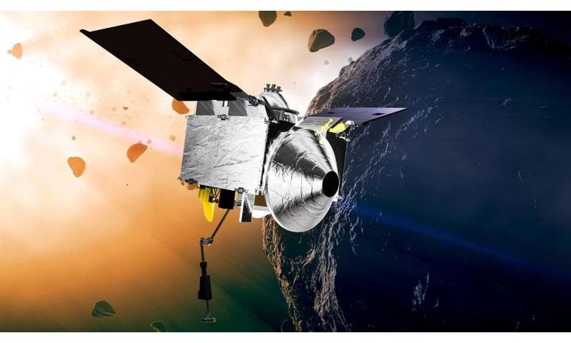 APL-led asteroid-deflection mission passes key development milestone