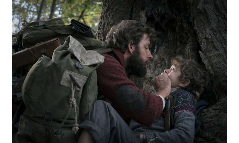 A Quiet Place: the science behind how filmmakers made aliens hear using distractions and deviant sounds