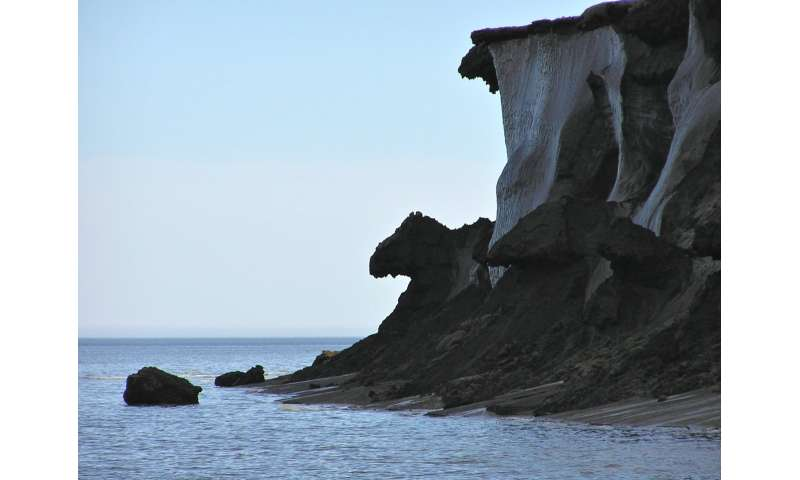 Arctic permafrost might contain 'sleeping giant' of world's carbon emissions