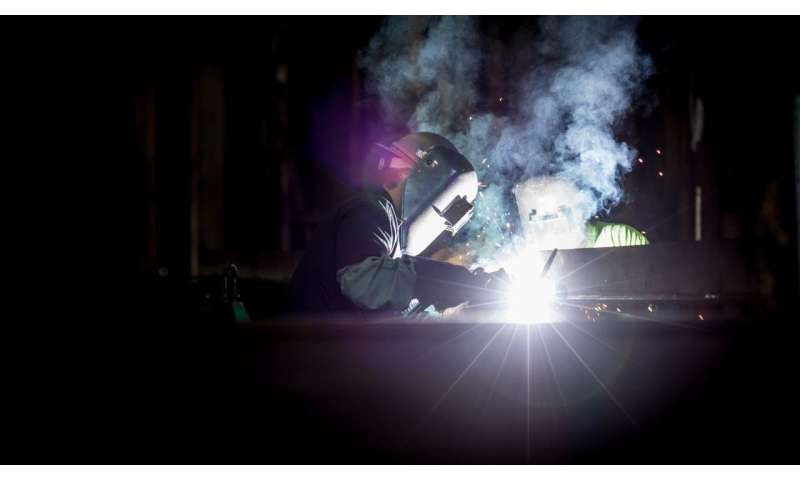 Arc welding fume is detrimental to human health