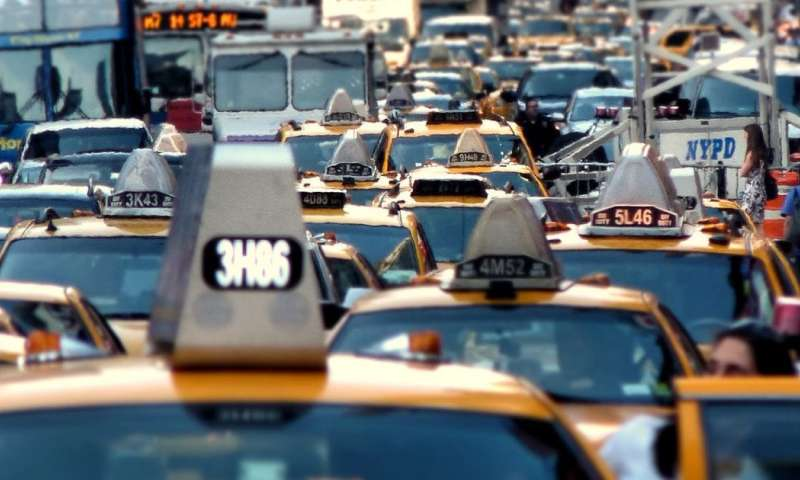 Are traffic-clogged U.S. cities ready for congestion pricing?