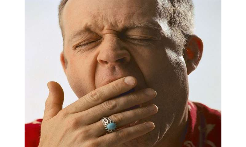 Are yawns really contagious?