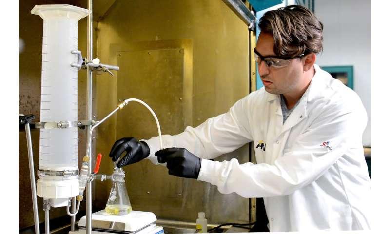 Army plans to license nanogalvanic aluminum powder discovery