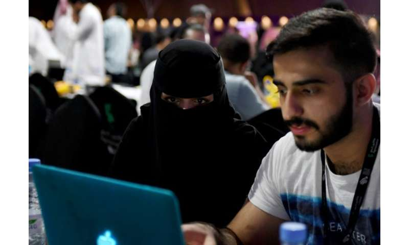 Around 3,000 programmers attended the three-day hackathon in Jeddah, organisers said