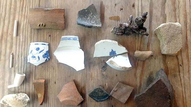 Artifacts exposed by Hurricane Maria lead to archeological discovery