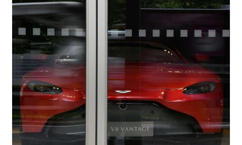 Aston Martin's IPO is scheduled for early next month