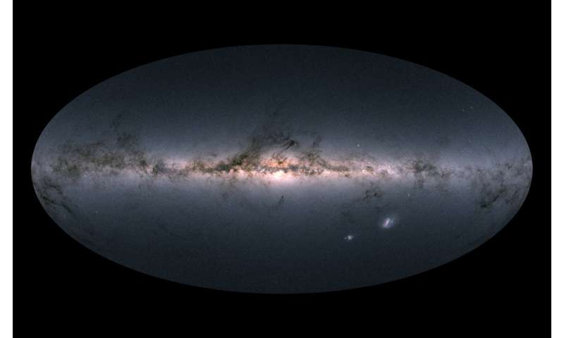 Gaia creates richest star map of our Galaxy—and beyond Astronomerso