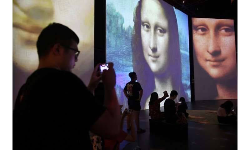 A study in the JAMA Opthalmology journal suggests a common eye disorder may have helped Leonardo Da Vinci's art