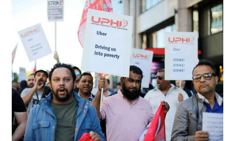 As Uber as grown, it has also faced protests around the world, including a demonstration this month by drivers in London calling