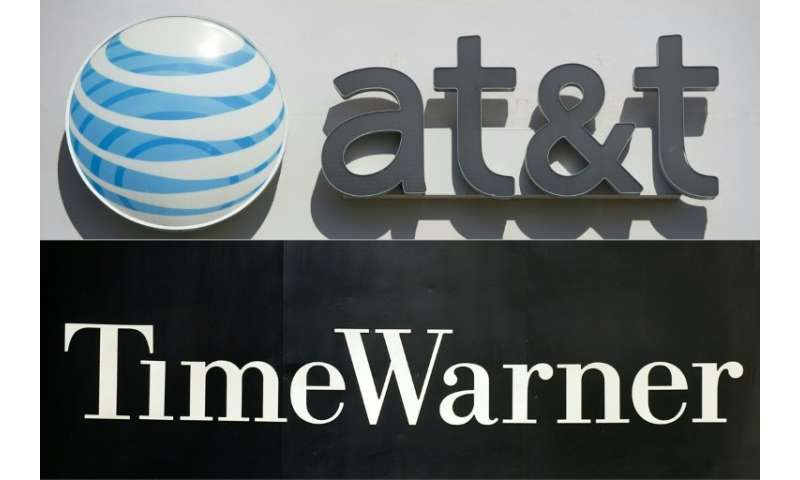 AT&T said it expects to close its merger with Time Warner by June 20, 2018 after prevailing in the government's antitrust ch