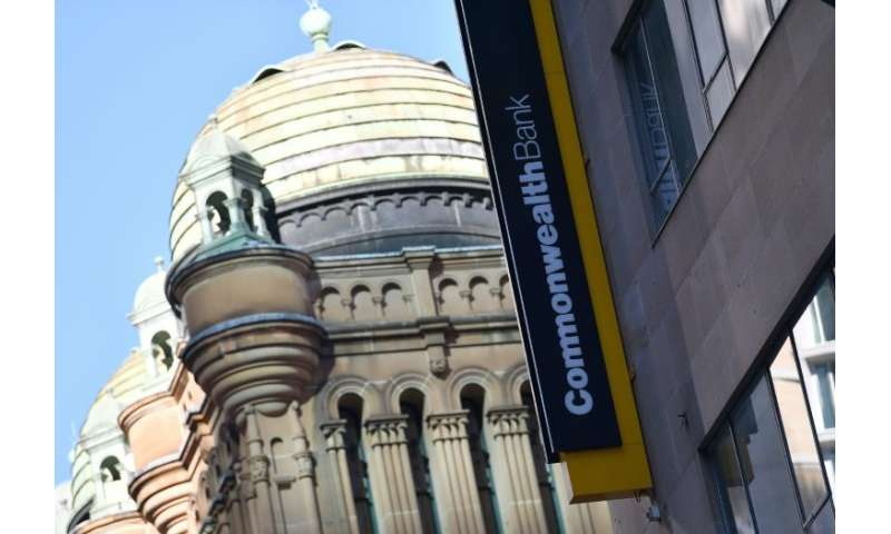Australia's troubled Commonwealth Bank admitted Thursday it had lost financial records for almost 20 million customers in a majo