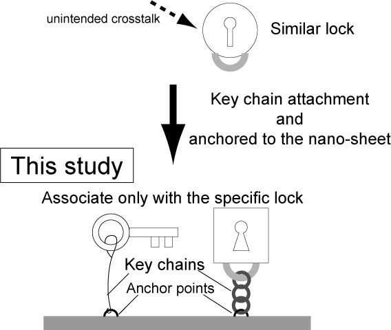 Autonomous gene expression control nanodevice will contribute to medical care