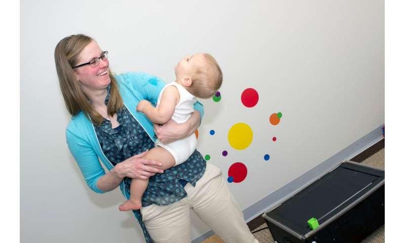 Baby up at night? Inactivity may be a culprit