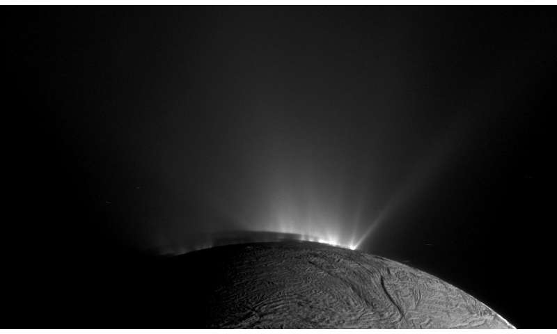 Bacterial survival in salty antifreeze raises hope for life on Mars and icy moons