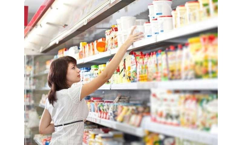 Be a savvy supermarket shopper