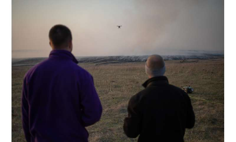 Before the fire: Large-scale study aims to improve burning management of Flint Hills