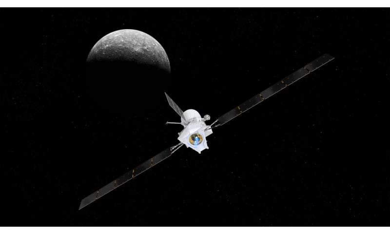 BepiColombo now firing on all cylinders