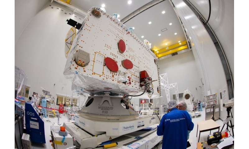BepiColombo to target mid-October launch