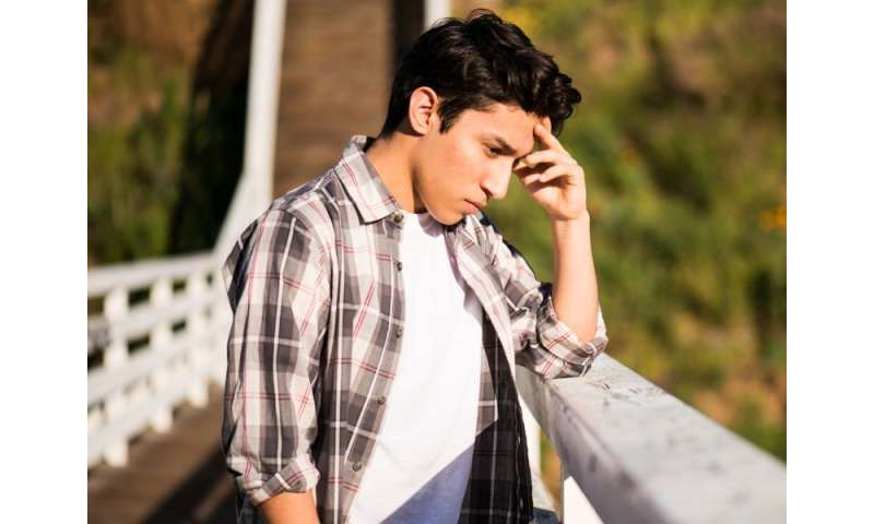 Big rise seen in U.S. kids, teens attempting suicide