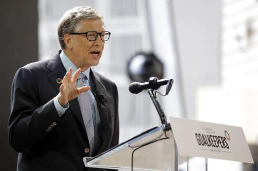 Bill Gates calls for more global education assessments data