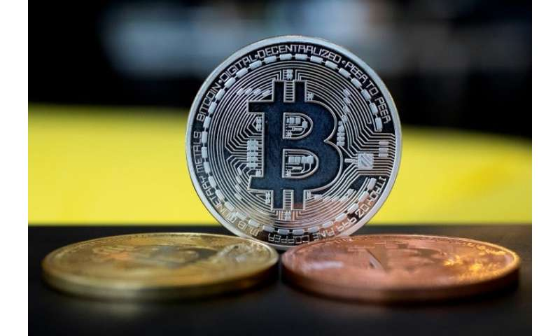 Bitcoin was among a number of cryptocurrencies that plunged in Asian trade following news of the hack on South Korean exchange C