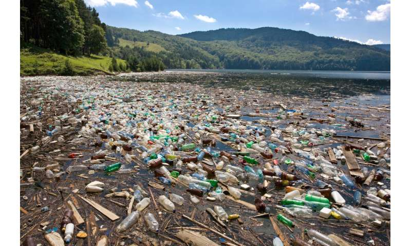 Blowing in the wind—picking apart the plastic problem