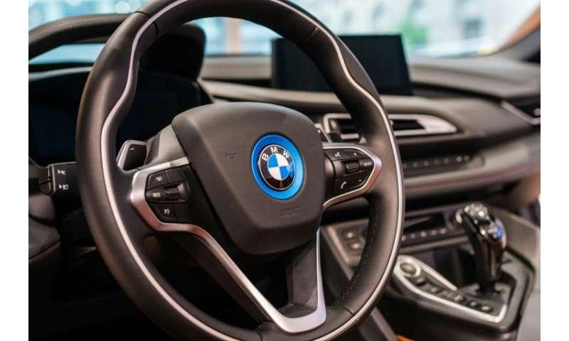 BMW is to recall 323,700 diesel cars in Europe, according to the daily Frankfurter Allgemeine Zeitung
