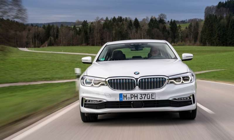 BMW to ease charging anxiety via wireless mat system
