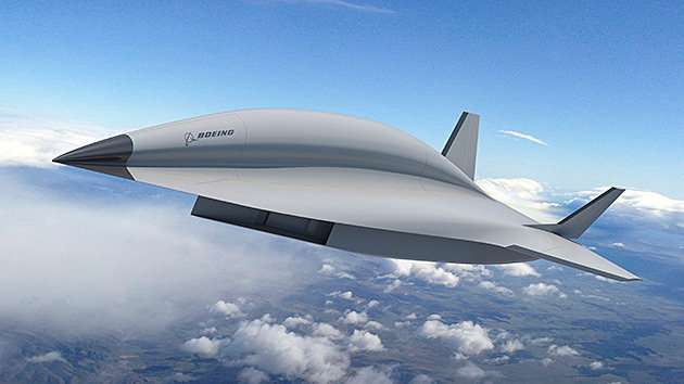 Boeing hypersonic aircraft concept unveiled at Florida forum