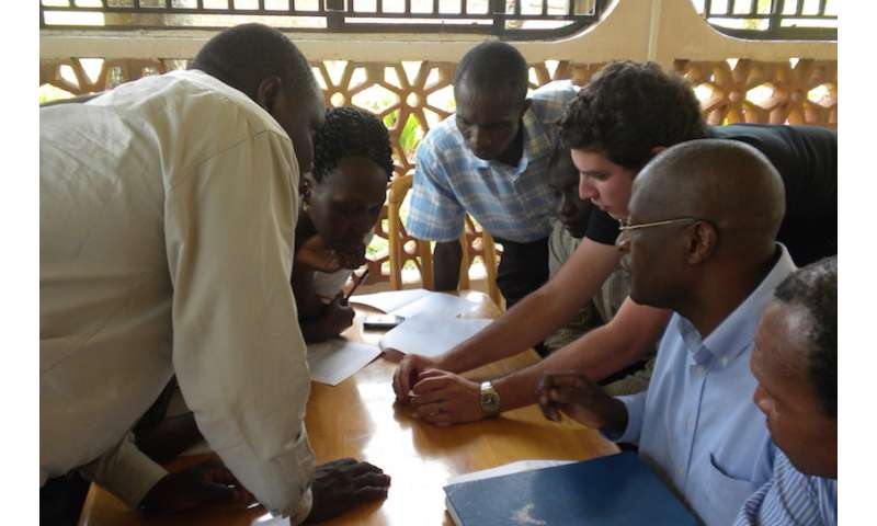 Bringing cheap and accurate tuberculosis tests to Africa