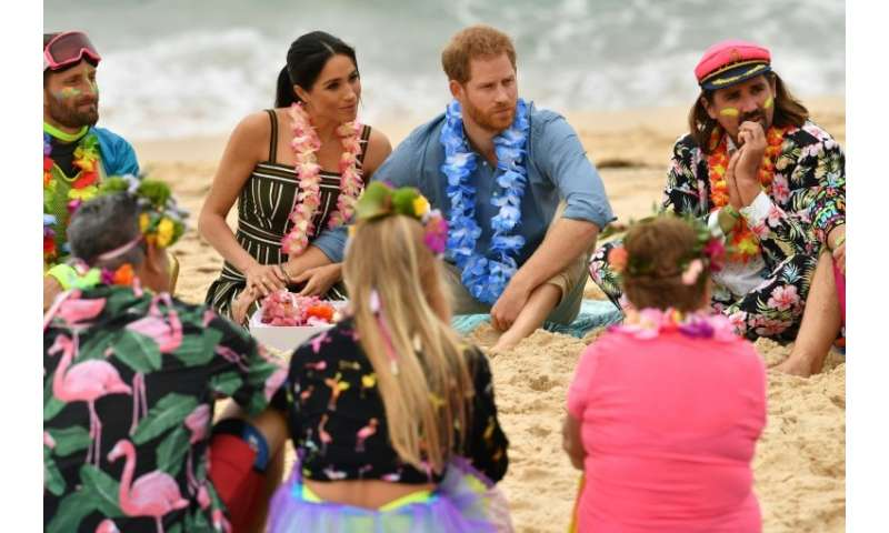 Britain's Prince Harry and his pregnant wife Meghan will go to Fiji and Tonga next week, despite zika being listed as a risk